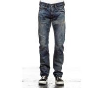 NOIR Japanese Jeans DEMON Dunkelblau