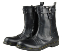 Galliano Boots CALF schwarz