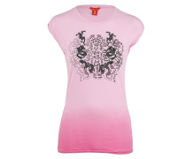 Damen T-Shirt COLIB TATTOO pink