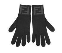 Fendi Handschuhe schwarz
