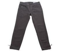 Damen 7/8 Jeans BRUCKE SP grau