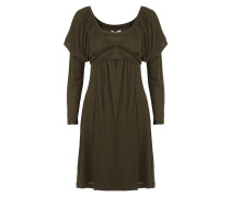 Damen Jerseykleid GATUNCILLO grün Gr. S