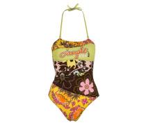 Badeanzug DIBANG mehrfarbig