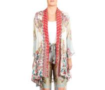 Seiden Kimono JADE
