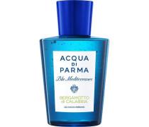 Bergamotto di Calabria Blu Mediterraneo Shower Gel
