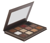 Make-up Augen 12 Color Pro Natural Eye Palette