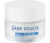 Pflege Daily Vitamins Moisture Plus Multi-Schutz 24-h Feuchtigkeitspflege