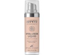 Make-up Gesicht Hyaluron Liquid Foundation Nr. 01 Ivory Light