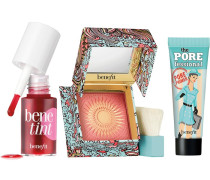 Teint Primer West Coast Wonders Make-up Set Benetint Lip & Cheek Stain Mini 4 ml + The POREfessional Pore 7;5 Galifornia Rouge 3 g