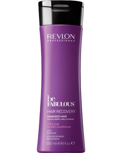 Be Fabulous Hair Recovery Damaged C.R.E.A.M. Keratin Conditioner