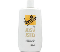 Vanilla Bath & Shower Gel mit Pumpspender