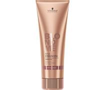Blondme Tone Enhancing Bonding Shampoo Warm Blondes