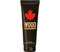 Wood Pour Homme Shower Gel