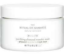 Rituale The Ritual Of Namasté Purify Purifying Charcoal Wonder Mask
