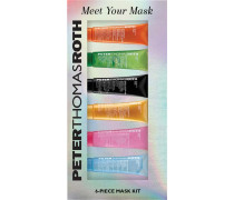 Pflege 24K Gold Meet Your Mask Kit