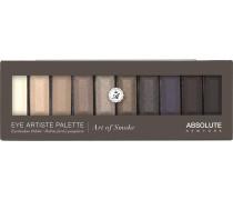 Make-up Augen Eye Artiste Palette Art of Smoke