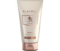 Playful Cream Shower