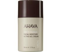 Herrenpflege Time To Energize Men Facial Moisture Active Gel Cream