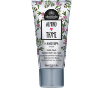 Pflege Hand!Spa Almond & Thyme Gentle Touch Moisturizing Hand Mousse