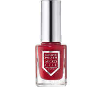 Nagelpflege Shellfix Resistant Gel Finish Nr. F7 Dark Pink