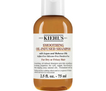& Haarstyling Behandlungen Smoothing Oil-Infused Leave-In Treatment