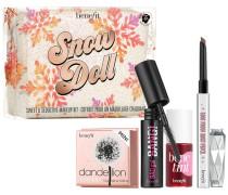 Teint Highlighter Makeup Kit Snow Doll Badgal Bang Mascara 3;0 g + Benetint 4;0 ml Dandelion Twinkle 1;5 Goof Proof Brow Pencil 0;11