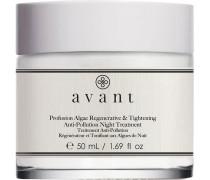 Pflege Age Protect + UV Profusion Algae Regenerative & Tightening Anti-Pollution Night Treatment