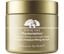 Masken Plantscription Lifting Overnight Mask