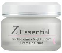 Z + ZZ Serien Essential Nachtcreme