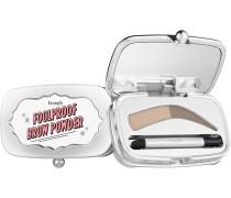 Augenbrauen Augenbrauenpuder Foolproof Brow Powder Nr. 01 Light