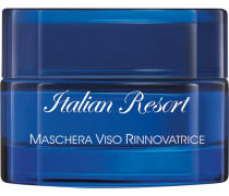 Pflege & Rasur Blu Mediterraneo Italian Resort Restoring Face Mask