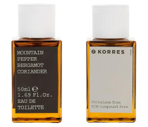 Mountain Pepper; Bergamot; Coriander Eau de Toilette Spray