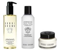 Reinigen Tonifizieren Power Trio Skincare Set