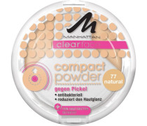 Make-up Gesicht Clearface Compact Powder Nr. 77