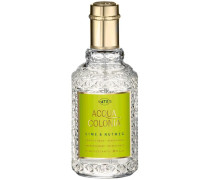 Unisexdüfte Lime & Nutmeg Eau de Cologne Spray