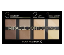 Make-Up Gesicht Miracle Contouring Palette Nr. 10