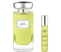 Fruit Defendu Eau de Parfum Spray Duo 100 ml + Taschenzerstäuber 8;5