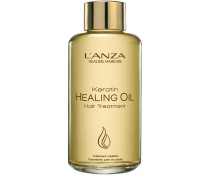 Keratin Healing Oil Treatment Pumpspender