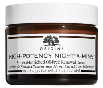 Nachtpflege High Potency Night-A-Mins Mineral-Enriched Oil-Free Renewal Cream