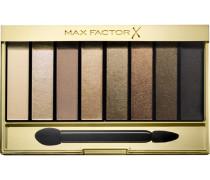 Make-Up Augen Golden Nudes Nude Palette Nr. 02