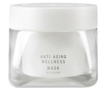 Natural Haircare Anti Aging Wellness Mask UV Filter