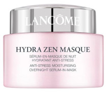 Nachtpflege Hydra Zen Masque Anti-Stress Overnight Serum-In-Mask