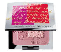 Beauty Meets Art Calligraphy Blusher
