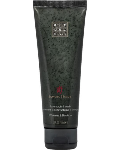 Rituale The Ritual Of Samurai Scrub Face & Wash