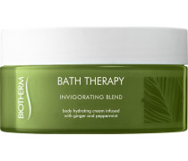 Bath Therapy Invigorating Blend Body Hydrating Cream Infused