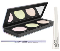 Lovillusion Holographic Make-up Set