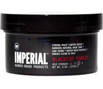 Herrenpflege Haarstyling Blacktop Pomade