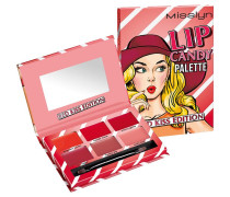 Looks Festival Vibes Lip Candy Palette Nr. 3 Pink Kiss