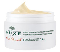 Rêve de Miel Ultra Comforting Night Face Cream