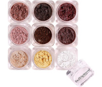 Make-up Augen 9 Stack Shimmer Powder Serenity